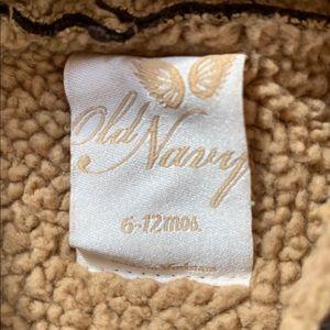 Old Navy Jackets & Coats - Infant Faux Sherpa Old Navy Jacket